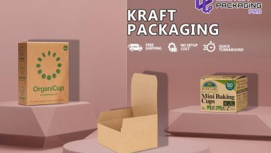 Photo of Keeping Things Secure in the Kraft Packaging Boxes