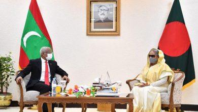 Photo of MoUs between Bangladesh and Maldives