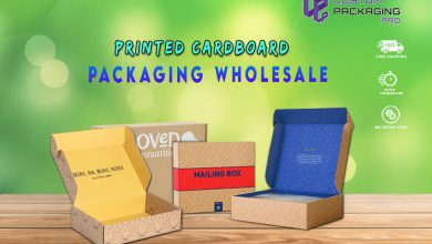 Photo of Effective Design for Printed Cardboard Packaging Wholesale