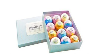 Photo of Bath Bomb Packaging at wholesale rates and free shipping at GoToBoxes