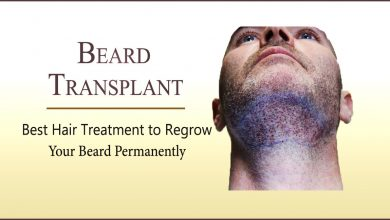 Photo of Perfect Hair Treatment to Regrow your Beard Permanently