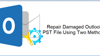 Photo of How to Repair Damaged Outlook PST file?