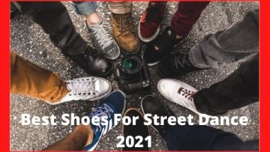 Photo of What shoes do road artists wear?