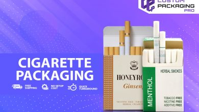 Photo of Cigarette Packaging to Carry a Tobacco with Pride
