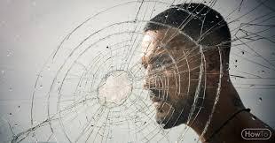 Photo of Cracked Mirror Repair