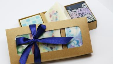 Photo of Custom Soap Sleeve Boxes