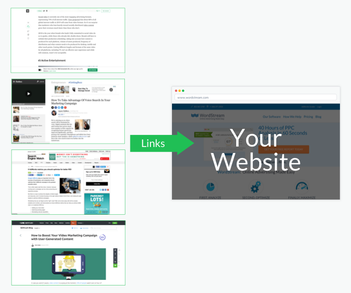 How to Create Link Building in SEO