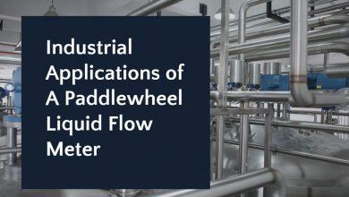 Photo of Industrial Applications of a Paddlewheel Liquid Flow Meter