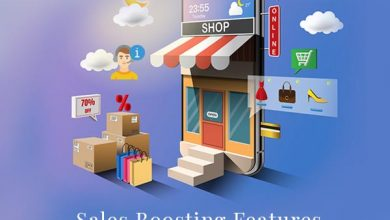 Photo of Sales Boosting Features in an Online Store