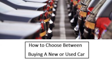 Photo of How to Choose Between Buying a New or Used Car?