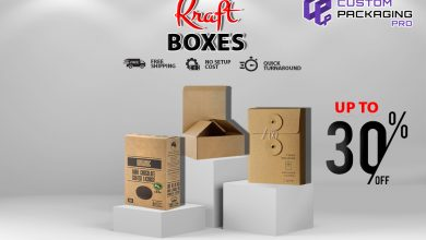 Photo of Different Kinds of Kraft Boxes and Their Use for Packaging in Different Industries