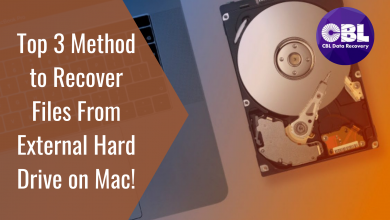 Photo of Top 3 Method to Recover Files From External Hard Drive on Mac!