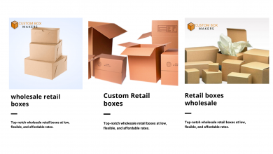 Photo of Why Taking Advantage of Retail Boxes Wholesale Deals is Beneficial for Long-Term Business?