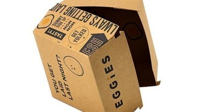 Photo of Burger Boxes: Benefits And Unique Features with printed brand logo