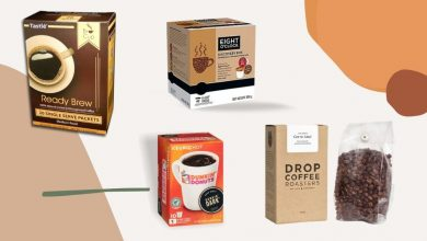 customized coffee packaging