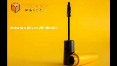 Photo of Mascara Box Packaging to attract customers