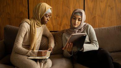 Photo of Muslim women breaking stereotypes!