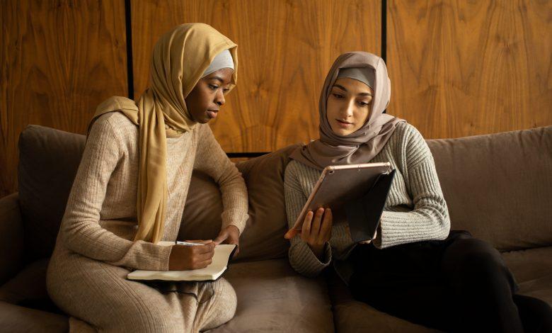 Modest muslim clothing