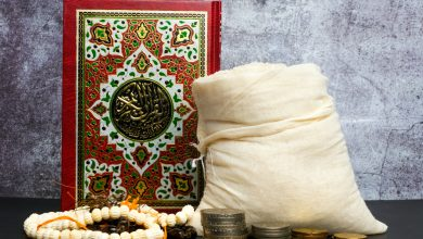 Photo of Muslim Prayer Tasbeeh beads for islamic prayer