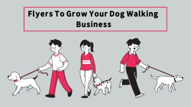 Photo of Using Flyers To Grow Your Dog Walking Business