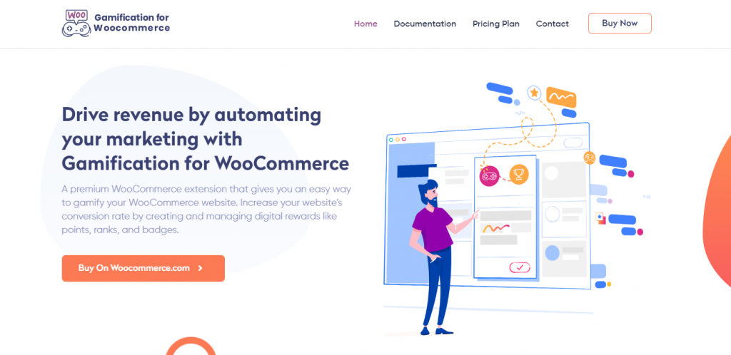 Gamification for WooCommerce