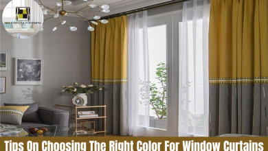 Photo of 7 Tips On Choosing The Right Color For Window Curtains