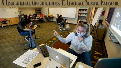 Photo of 8 Educational Opportunities To Leverage During Pandemic
