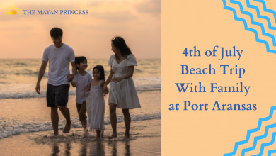 Photo of 4th of July Beach Trip With Family at Port Aransas
