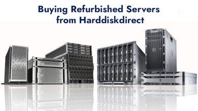 Photo of Buying Refurbished Servers from Harddiskdirect