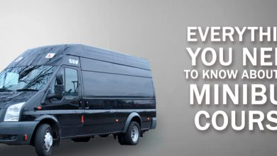 Photo of Everything you need to know about the Minibus Driver Course!