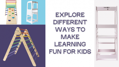 Photo of Explore Different Ways To Make Learning Fun For Kids