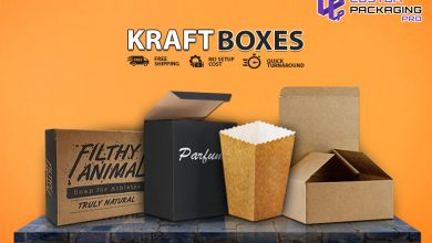 Photo of Kraft Boxes – the Need of Every Business