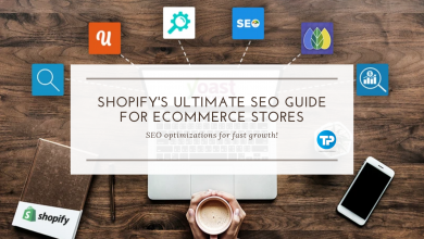 Photo of Shopify's SEO Guide for eCommerce
