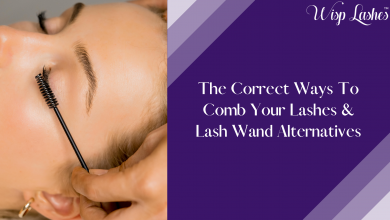 Photo of The Correct Ways To Comb Your Lashes & Lash Wand Alternatives