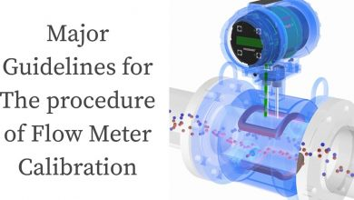 Photo of Major Guidelines for The procedure of Flow Meter Calibration
