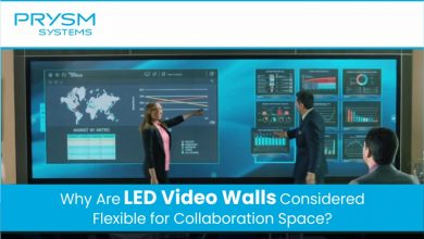 Photo of Why Are LED Video Walls Considered Flexible for Collaboration Space?