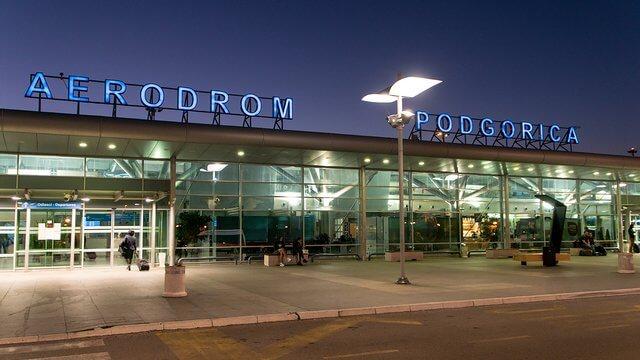 Car rental at Podgorica Airport