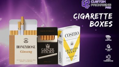 Photo of Cigarette Boxes and Their Valuable Benefits for Tobacco Companies