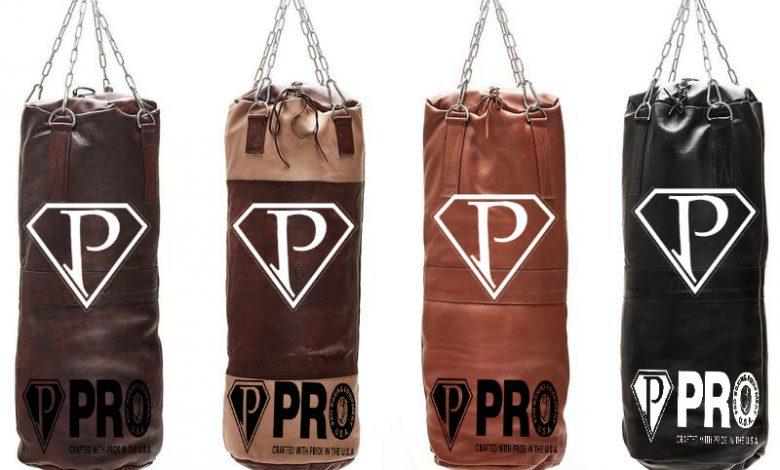 muay thai heavy bags