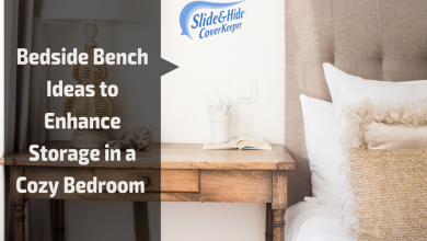 Photo of Bedside Bench Ideas to Enhance Storage in a Cozy Bedroom