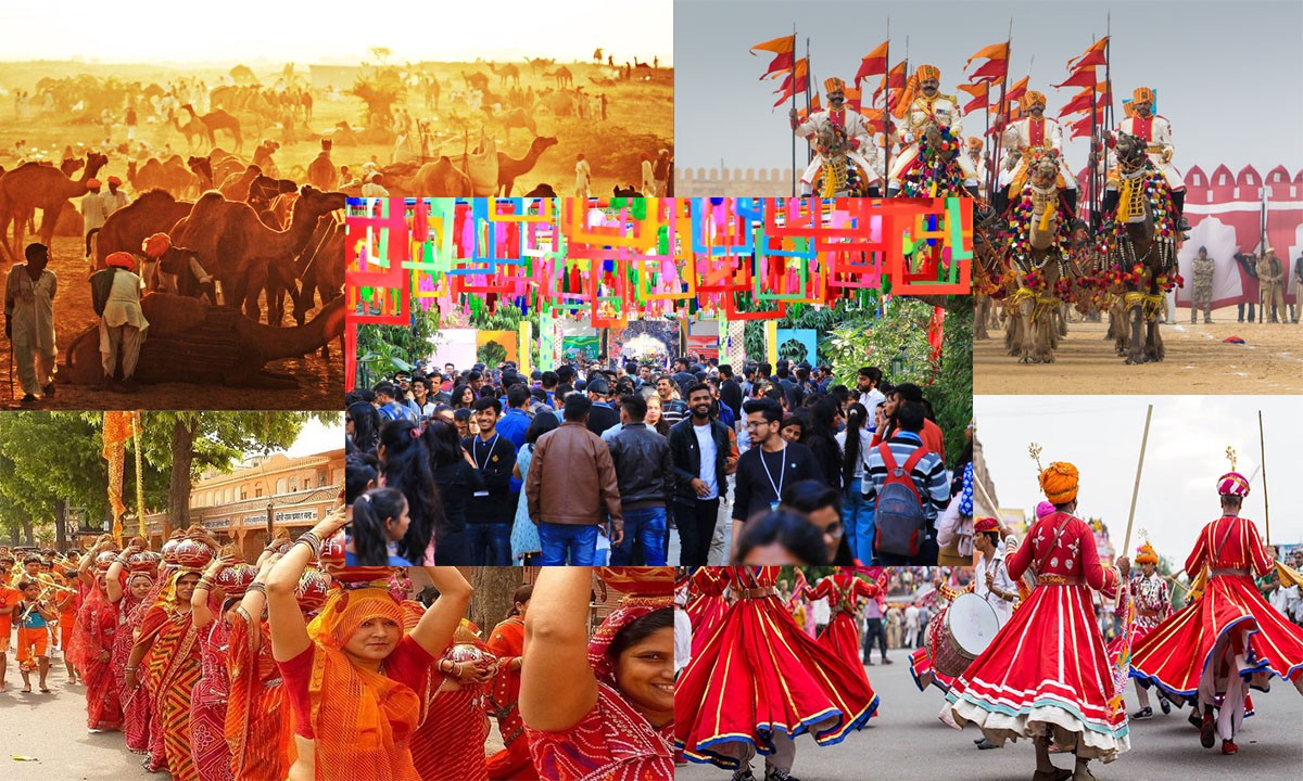 Famous Festivals of Rajasthan