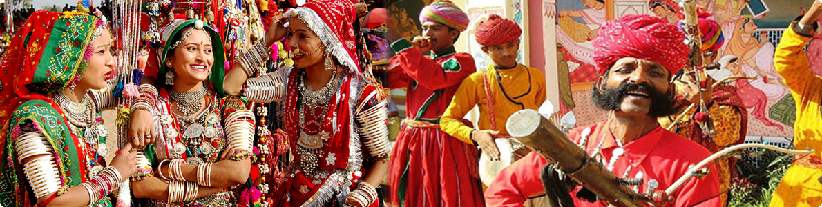 Culture of Rajasthan - The Most Beautiful Culture of India -
