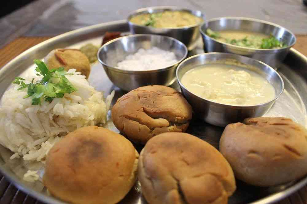Traditional Dish of Rajasthan