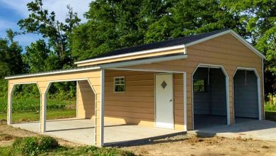 Photo of Metal buildings are the best choice for residential construction projects