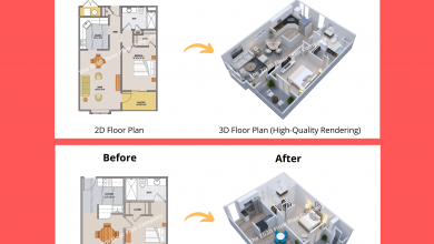 Photo of 3D Apartment Floor Plans for Property Managers