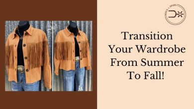 Photo of Transition Your Wardrobe From Summer To Fall!