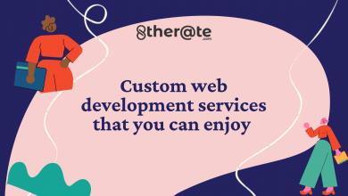 Photo of Custom web development services that you can enjoy