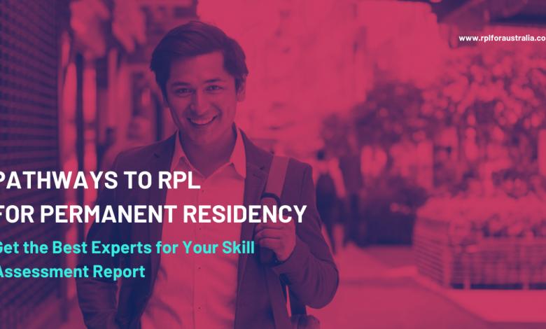 RPL For Permanent Residency