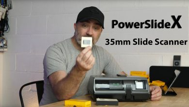 Photo of Best Automatic Slide Scanner