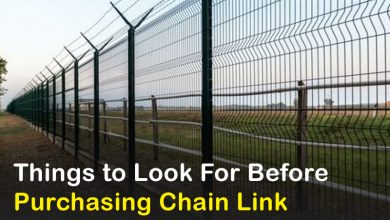 Photo of Things To Look For Before Purchasing Chain Link Fences